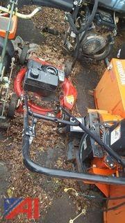 Toro Commercial Walk Behind Lawn Mower