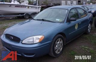 2006 Ford Taurus SE 4 Door