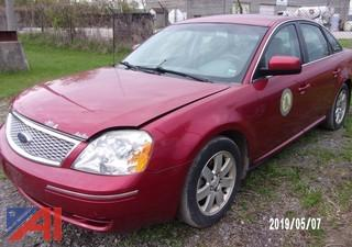 2007 Ford Five Hundred 4 Door