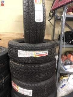"New Firehawk 16"" Tires: Size P225/60R16"