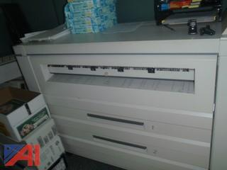 (#119) Xerox Plotter
