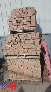 Various Brick Pavers