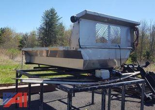 SS DownEaster Dump Box Slide-In Insert for Pickup