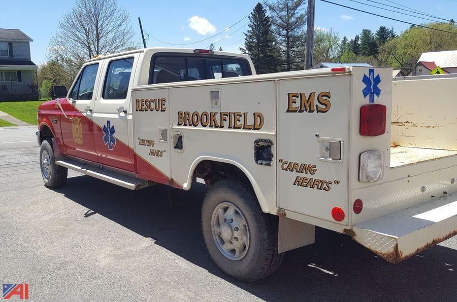 Auctions International - Brookfield Fire District, NY #17771