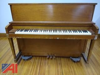 Baldwin 243 Studio Upright Piano