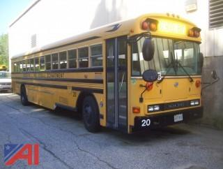 2002 International/Bluebird Type D RE School Bus