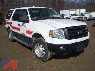 2010 Ford Expedition XLT SUV/Emergency Vehicle
