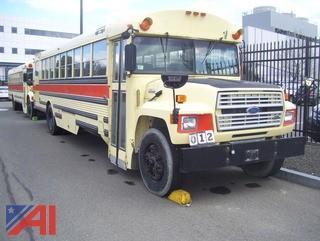 1991 Ford B700 Wheelchair Bus