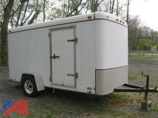 1997 United Enclosed Trailer