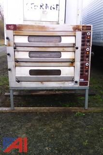 Hobart Bakers Aid Ultra-Triple Oven