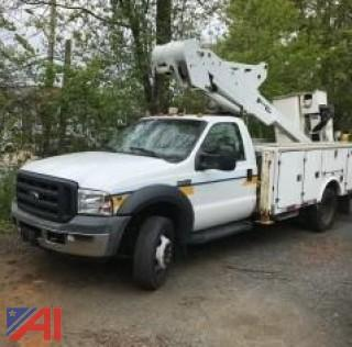2006 Ford F450 Super Duty Bucket Truck