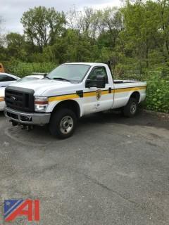 2008 Ford F250 XL Super Duty Pickup Truck