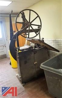 Oliver Band Saw