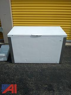 Summit Commercial Chest Freezer