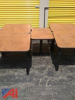 Handicap Designated Tables and Benches