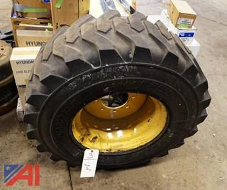 14-7.5 Tire & Rim off Tractor