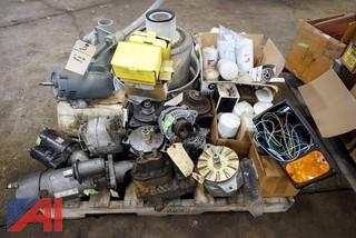 Skid of New and Used Automotive Parts and Related