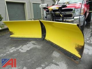 "Storm Guard 9.5"" XtremeV MS Plow"