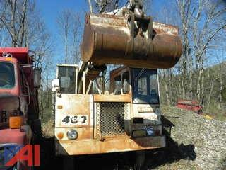 1982 Badger Hydro-Scopic 460 Excavator