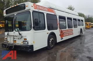 (#101) 2002 New Flyer C40LF Transit Bus