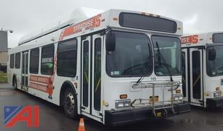 (#105) 2002 New Flyer C40LF Transit Bus