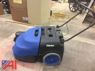 (#50) Clark Floor Sweeper