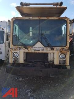 2001 Mack MR688S Front Loading Garbage Truck