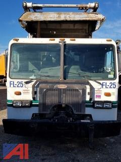 1998 Peterbilt 320 Front Loading Garbage Truck