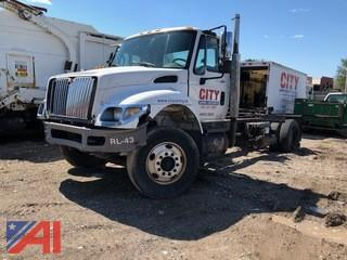 2007 International 7400 Cab & Chassis
