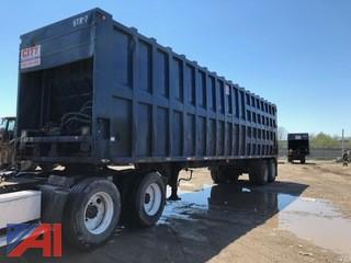 1992 Steco Ejector 38' Trailer