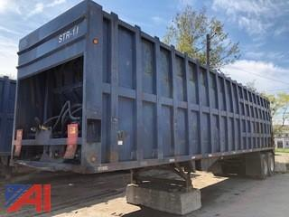 1995 Steco Ejector 38' Trailer