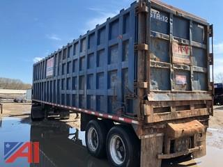 1997 Steco Ejector 38' Trailer