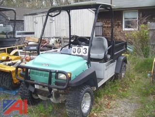 Club Car Carryall 294 ATV