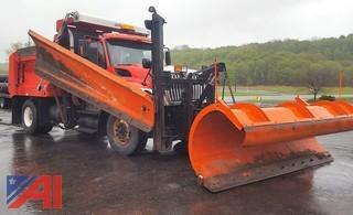 2011 International Work Star 7500 Dump Truck & Plows