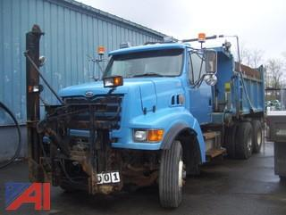2000 Sterling LT9500 Dump Truck with Sander