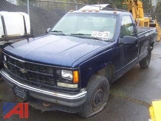 1995 Chevy C/K 1500 Pickup Truck