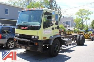 2004 GMC T7500 Cab & Chassis