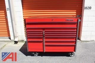 Snap-On Tool Box WITH TOOLS!