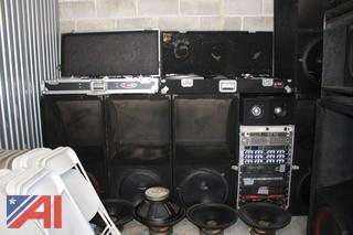 AB International, Crest Audio & Crown Corporation Disc Jockey Equipment