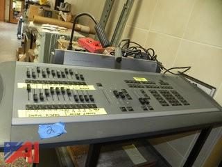 TC Express Lighting Control Console