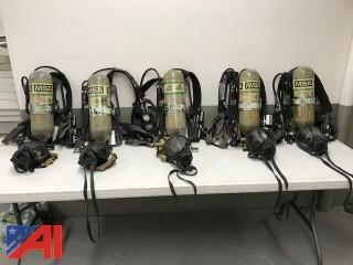 MSA Self Contained Breathing Apparatus