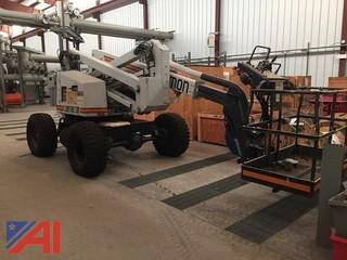 **Lot Updated** Simon Aerial Man Lift