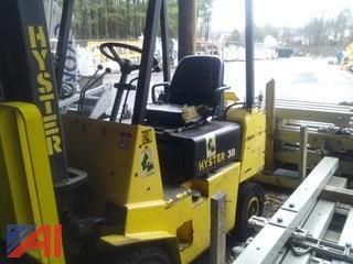Hyster Forklift