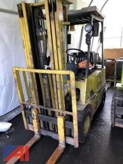 Mitsubishi Forklift