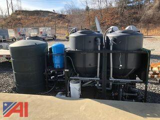 Water Maze Wastewater Treatment System