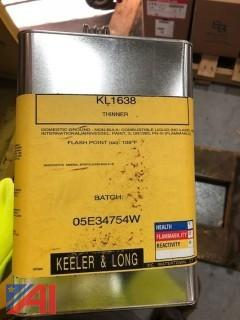 Keeler & Long Paint Thinner