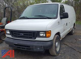 2005 Ford E150 Van