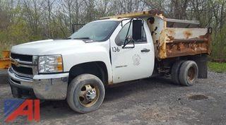 2010 Chevrolet Silverado 3500HD Dump Truck