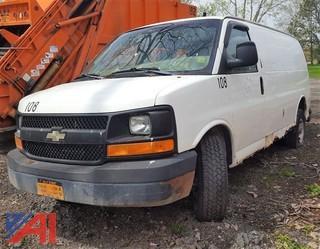 2003 Chevrolet Express 3500 Van
