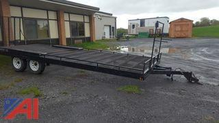 1996 Krist Trailer with Ramp